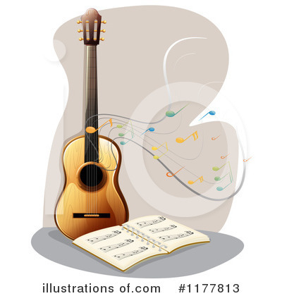 Music Clipart #1177813 by Graphics RF