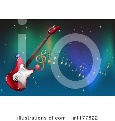 Music Clipart #1177822 by Graphics RF