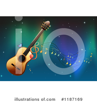 Music Clipart #1187169 by Graphics RF