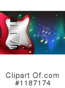 Guitar Clipart #1187174 by Graphics RF