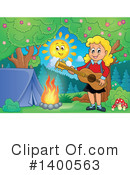 Guitar Clipart #1400563 by visekart