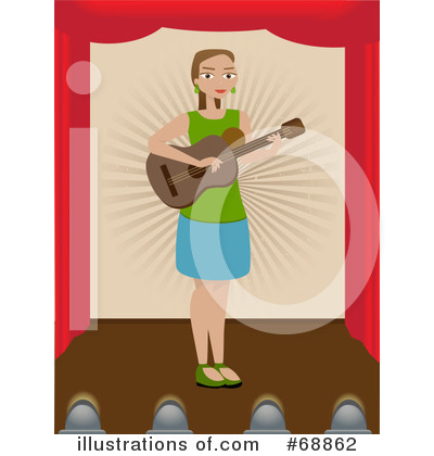Entertainer Clipart #68862 by mheld