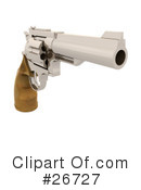 Royalty-Free (RF) gun Clipart Illustration #26727