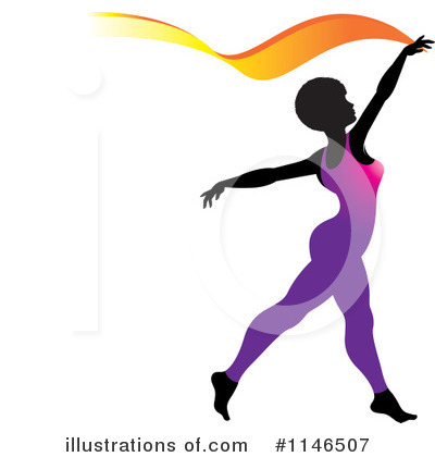 Dancing Clipart #1146507 by Lal Perera