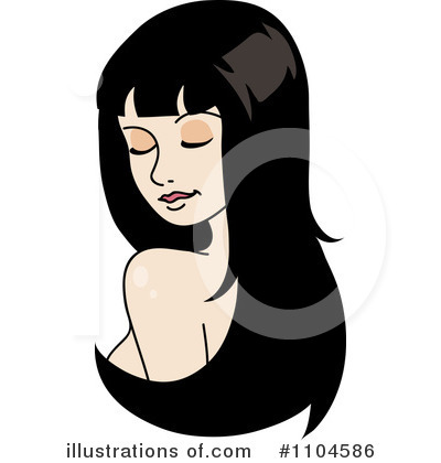 Hair Cut Clipart #1104586 by Rosie Piter