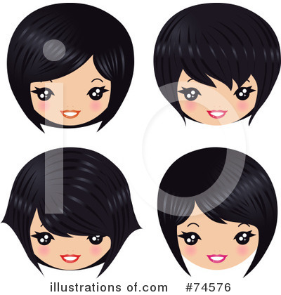 Asian Clipart #74576 by Melisende Vector