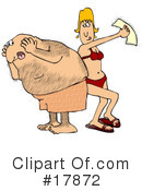 Hair Removal Clipart #17872 by djart