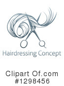Haircut Clipart #1298456 by AtStockIllustration