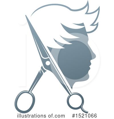 Barber Clipart #1521066 by AtStockIllustration