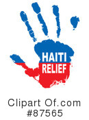 Royalty-Free (RF) Haiti Clipart Illustration #87565
