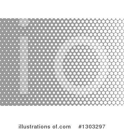 Royalty-Free (RF) Halftone Clipart Illustration by dero - Stock Sample #1303297