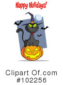 Halloween Clipart #102256 by Hit Toon