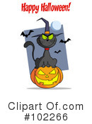 Halloween Clipart #102266 by Hit Toon