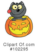 Halloween Clipart #102295 by Hit Toon