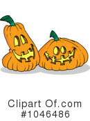 Halloween Clipart #1046486 by toonaday