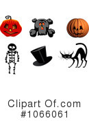 Halloween Clipart #1066061 by Vector Tradition SM
