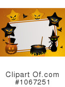 Halloween Clipart #1067251 by elaineitalia