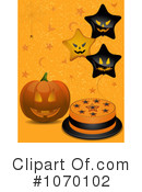 Halloween Clipart #1070102 by elaineitalia