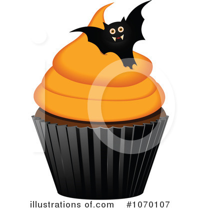 Halloween Clipart #1070107 by elaineitalia