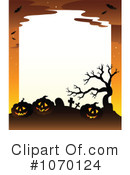 Halloween Clipart #1070124 by visekart