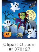 Halloween Clipart #1070127 by visekart