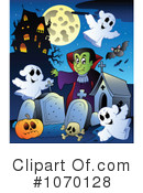 Halloween Clipart #1070128 by visekart