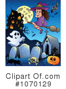 Halloween Clipart #1070129 by visekart