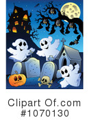 Halloween Clipart #1070130 by visekart