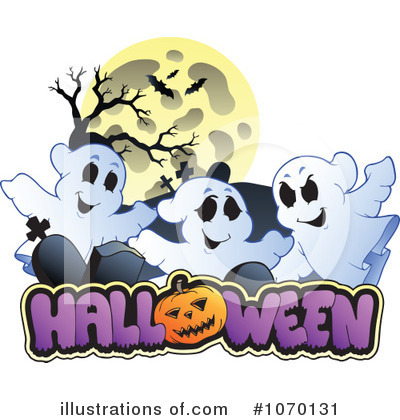 Ghost Clipart #1070131 by visekart