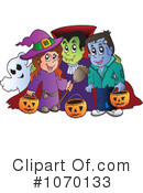 Halloween Clipart #1070133 by visekart