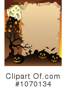 Halloween Clipart #1070134 by visekart