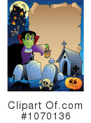 Halloween Clipart #1070136 by visekart