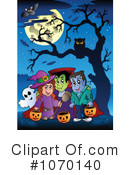 Halloween Clipart #1070140 by visekart