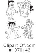 Halloween Clipart #1070143 by visekart