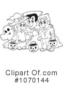 Halloween Clipart #1070144 by visekart