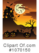 Halloween Clipart #1070150 by visekart