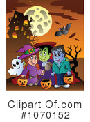 Halloween Clipart #1070152 by visekart