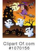 Halloween Clipart #1070156 by visekart