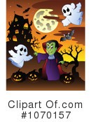 Halloween Clipart #1070157 by visekart