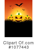 Halloween Clipart #1077443 by KJ Pargeter