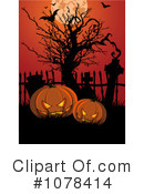 Halloween Clipart #1078414 by Pushkin