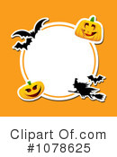 Halloween Clipart #1078625 by KJ Pargeter