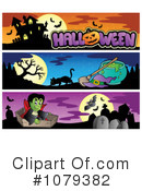 Halloween Clipart #1079382 by visekart