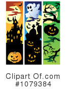 Royalty-Free (RF) Halloween Clipart Illustration #1079384