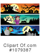 Halloween Clipart #1079387 by visekart