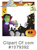 Halloween Clipart #1079392 by visekart