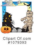 Halloween Clipart #1079393 by visekart