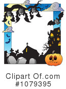 Halloween Clipart #1079395 by visekart