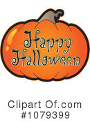 Halloween Clipart #1079399 by visekart