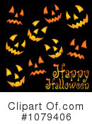 Halloween Clipart #1079406 by visekart